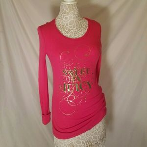 Juicy Couture women's Thermal Tunic size small
